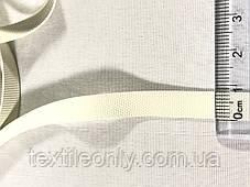 Резинка латексная для купальников 8 мм белая, фото 2