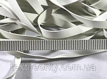 Резинка латексная для купальников 8 мм белая, фото 3