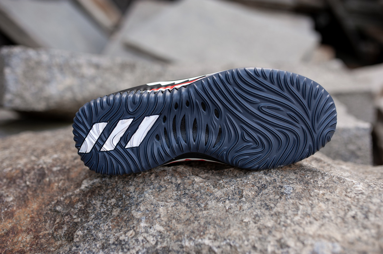 мужские кроссовки Adidas X Bape Dame 4 Camo Green продажа цена в