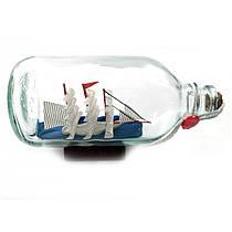 Статуетка Вітрильник у пляшці