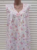 Ночная рубашка без рукава 52 размер, фото 1