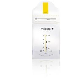 Пакеты Medela для хранения грудного молока (Breastmilk Bags), 20 шт. - Стильные детские товары в Киеве