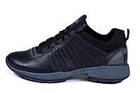 Мужские кожаные кроссовки  Е-series biom  (реплика), фото 1