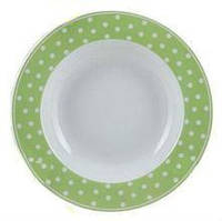 Набор суповых фарфоровых тарелок MR10032-04 Maestro