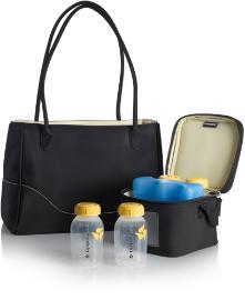 Cумка для хранения и танспортировки грудного молока Medela CityStyle