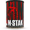 Препарат для підвищення тестостерону Universal Nutrition Animal M-Stak 21 packs