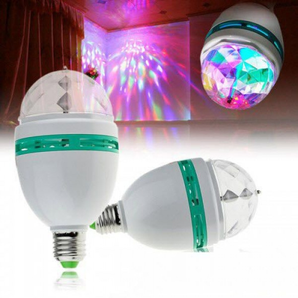 Светодиодная Диско-лампа LED Mini Party