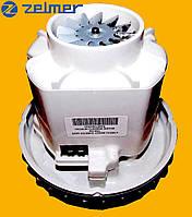 ➜ Двигатель (мотор) для пылесоса ZELMER 1500W (H = 128 mm, D = 131 mm)