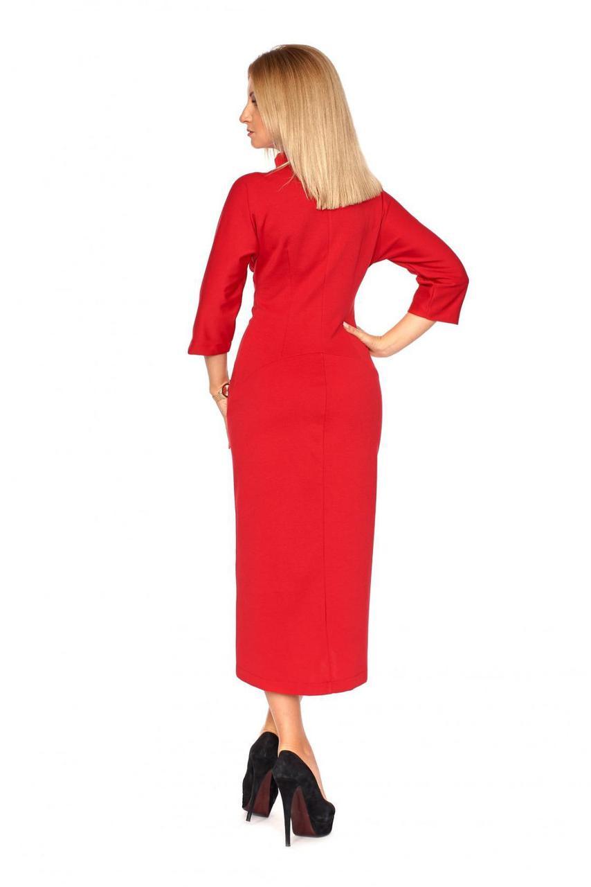 66fc9d97368ec7a Яркое красное платье: продажа, цена в Хмельницком. платья женские от ...