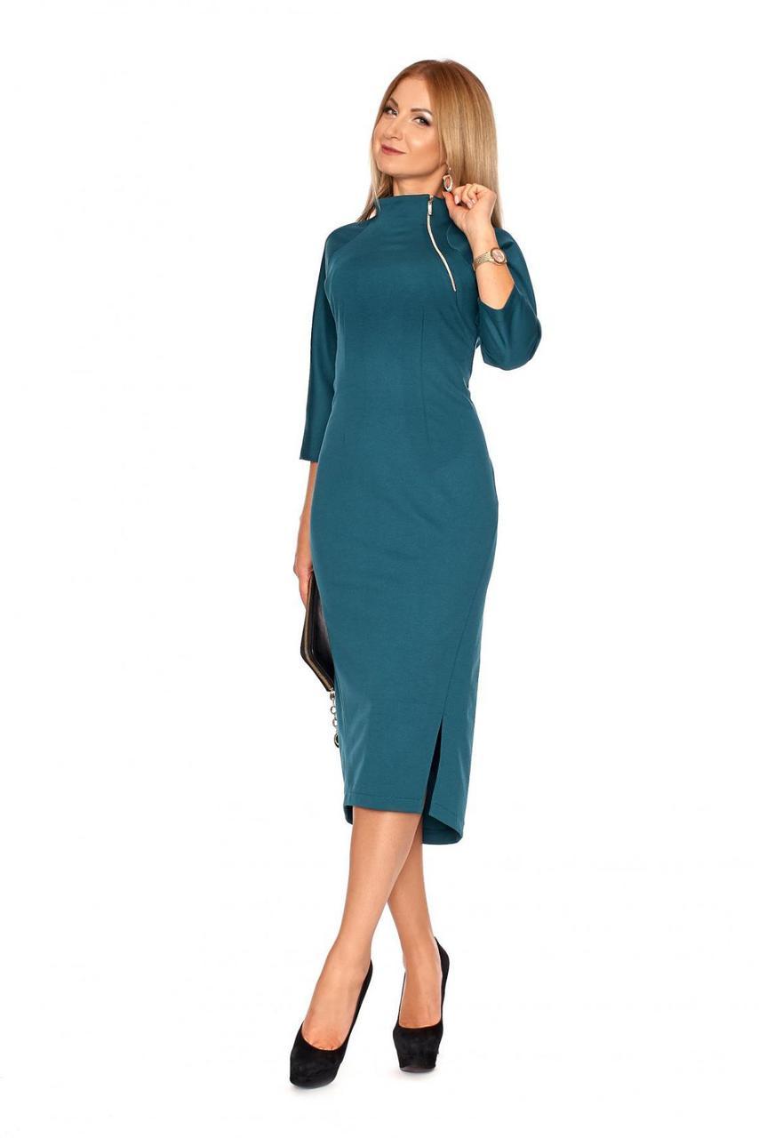 4b470500b25 Молодежное Платье Из Теплого Трикотажа — в Категории