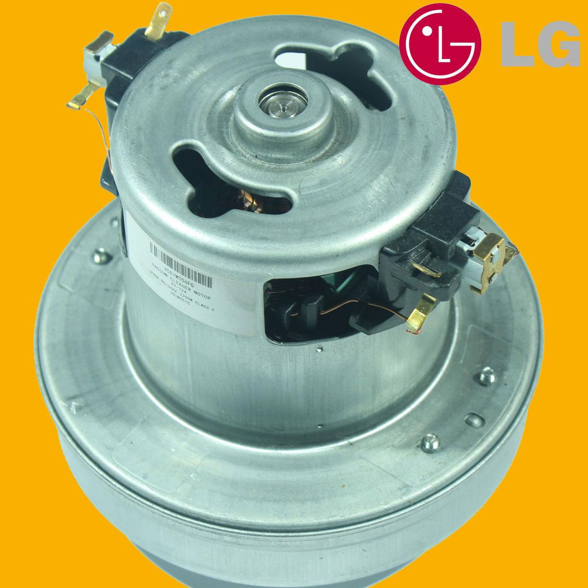 ➜ Двигатель (мотор) 2200W LG для пылесоса VC07W204FQ