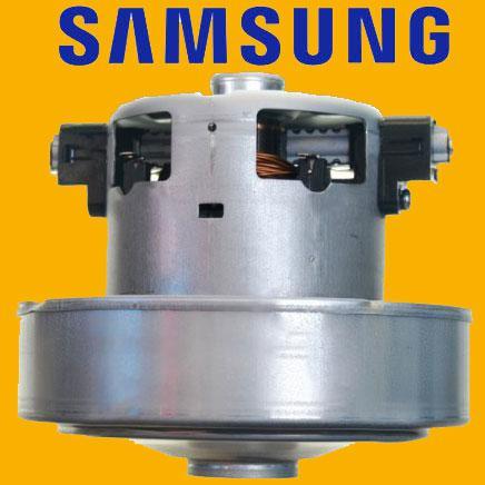 Двигатель на пылесос Самсунг 1600 (D=135mm, H=112mm)