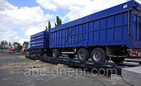 Автомобильные весы 22 метра 80 тонн