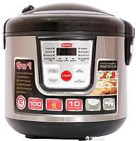 Мультиварка пароварка ROTEX RMC503-B. Домашний помощник для приготовления пищи.