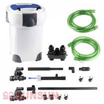 Фильтр внешний SunSun HW-3000, UV 9 Вт, 3000 л/ч, до 1000 л, фото 2
