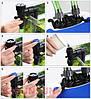 Фильтр внешний SunSun HW-3000, UV 9 Вт, 3000 л/ч, до 1000 л, фото 5