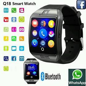 Смарт часы (Smart Watch) Умные часы Q18