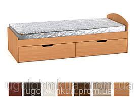 Кровать - 90+2 односпальная