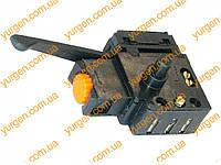Кнопка для советской дрели 5А реверс.