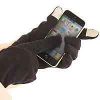 Glove Touch Перчатки для емкосных экранов, Перчатки зимние для сенсорных телефонов, планшетов