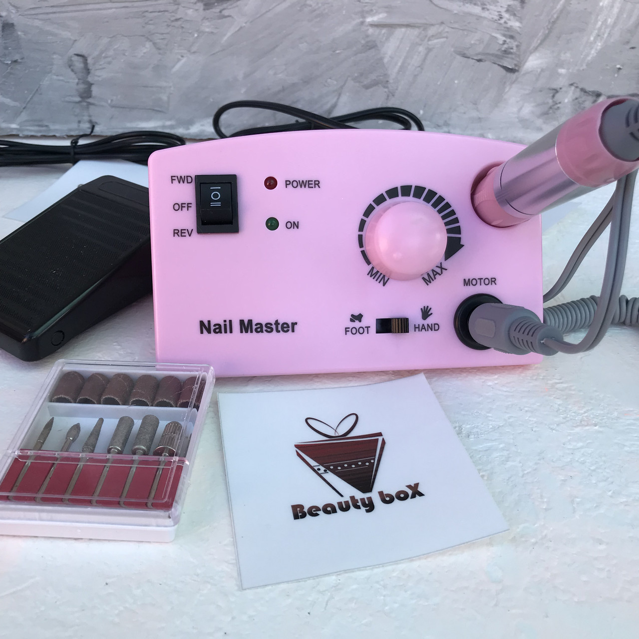 Фрезер Nail Drill Pro ZS 602 35000 оборотов