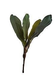 Лист орхидеи искусственный большой
