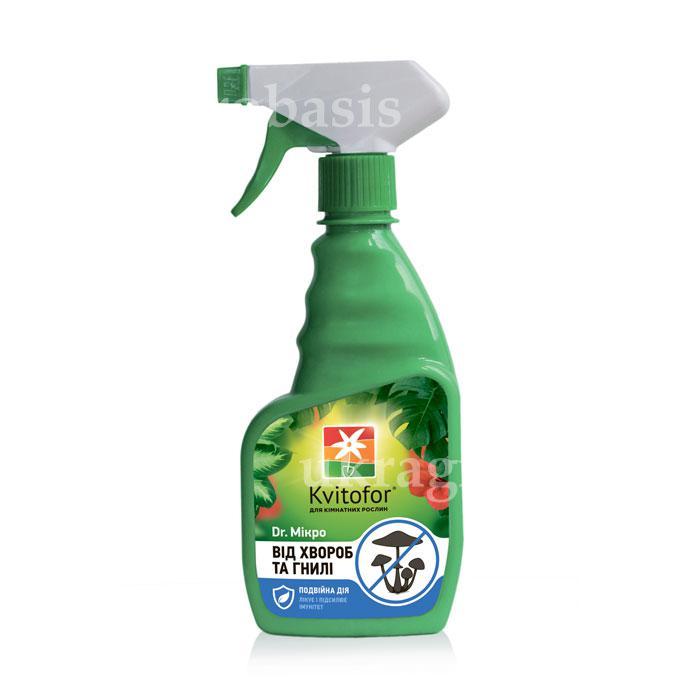 Чистый Лист Доктор Микро средство от болезней для комнатных растений