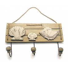 Вешалка для одежды Ракушки