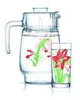 Iris Набор для воды -7 пр. Luminarc N0955