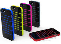 Чехол TYLT ZIG ZAG SHIELD Apple iPhone 5, iPhone 5S, iPhone SE BLUE (IP5DPZZBL-T)