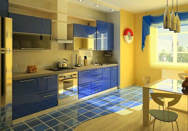 Кухня під замовлення 9 - Салон меблів Люкс-Меблі в Тернополе