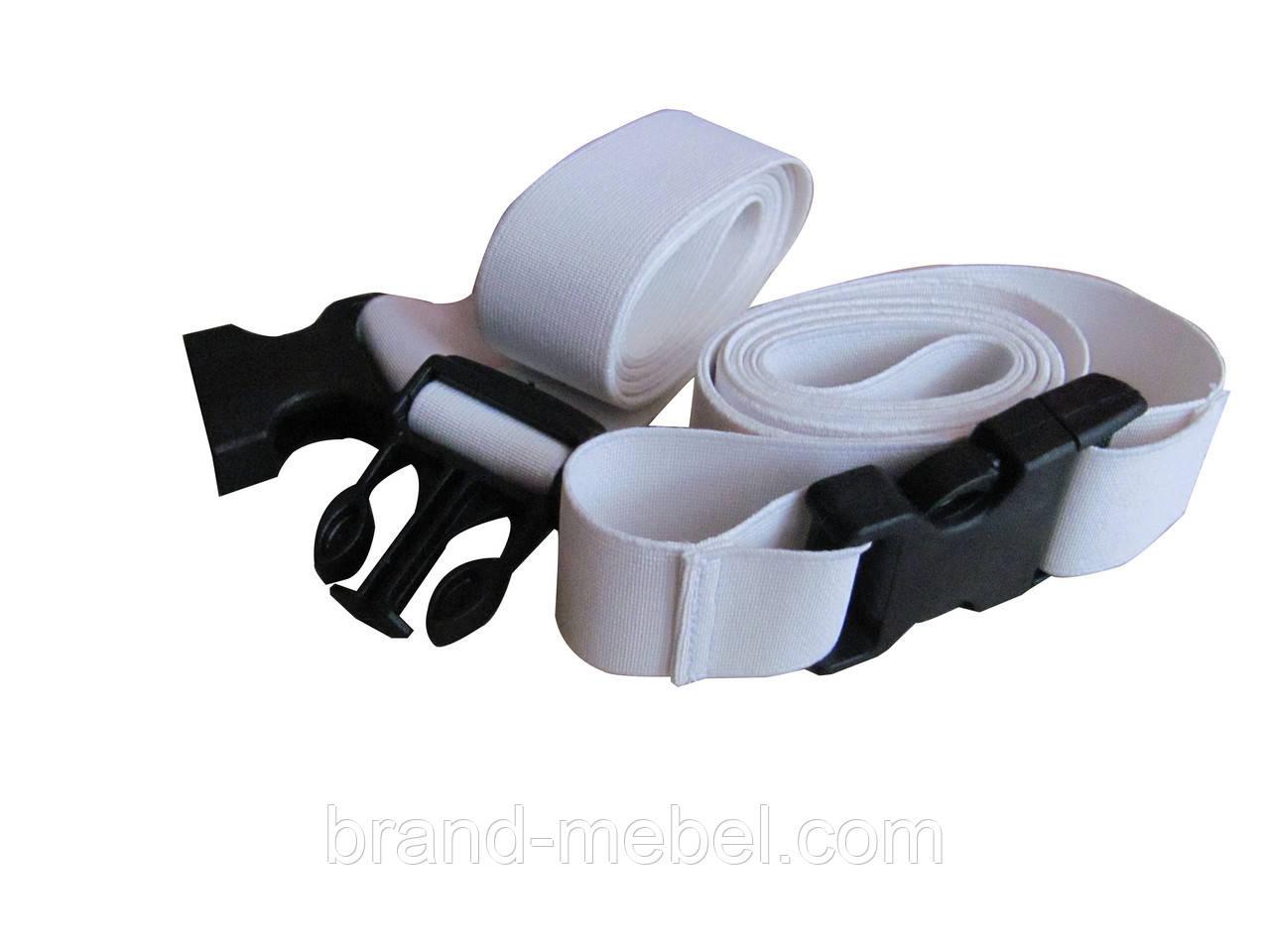 Ремені для кріплення двоспального матрацу 140/160/180см/Ремни для крепления двосльного матраца 140/160/180см