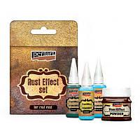 Набор материалов для создания эффекта ржавчины, Pentart 34114