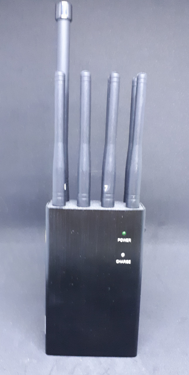 Беркут - мощная переносная глушилка GSM / CDMA / DCS / 4G/ 3G / GPS / Wifi/GLONASS/LOJACK
