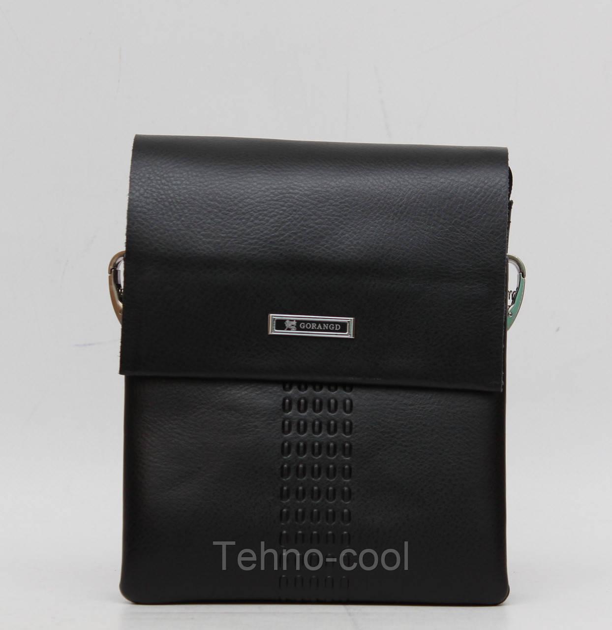 Стильная мужская сумка через плечо Gorangd  продажа, цена в Харькове ... 0ae9b7692b2