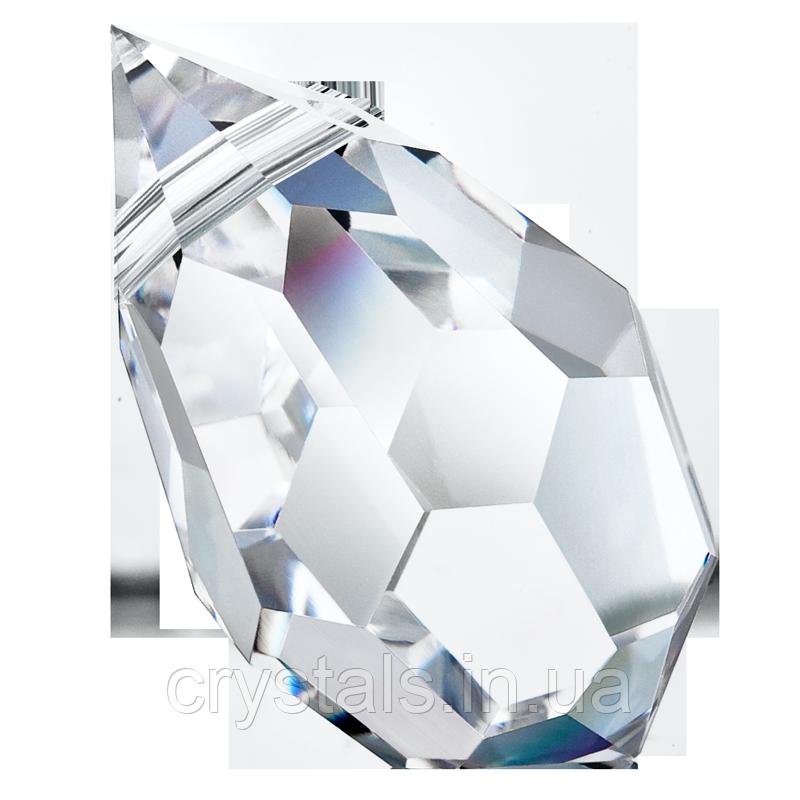 Хрустальные подвески 681 Preciosa (Чехия) 6х10 мм Crystal