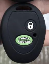 Силиконовый чехол для ключа Range Rover Discovery,Evoque,Freelander,Land,Sport