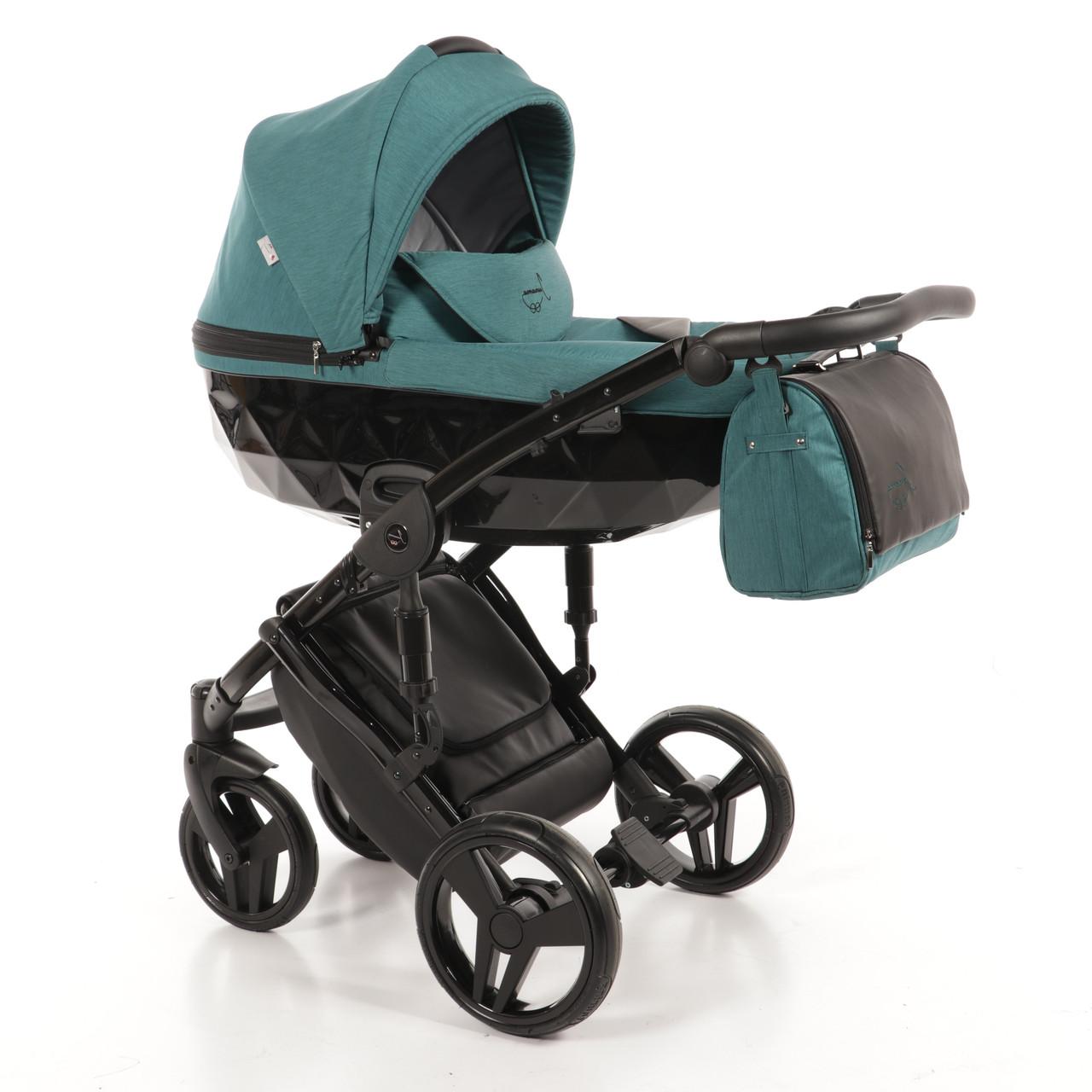 Детская универсальная коляска 2 в 1 Junama Diamond 08