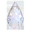 Хрустальные подвески 681 Preciosa (Чехия) 6х10 мм Crystal AB