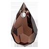 Хрустальные подвески 681 Preciosa (Чехия) 6х10 мм Crystal Venus