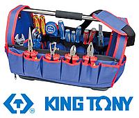 Набор инструмента для электрика 33 Предмета King Tony