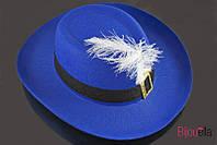Шляпа Мушкетера маленькая (5 шт)
