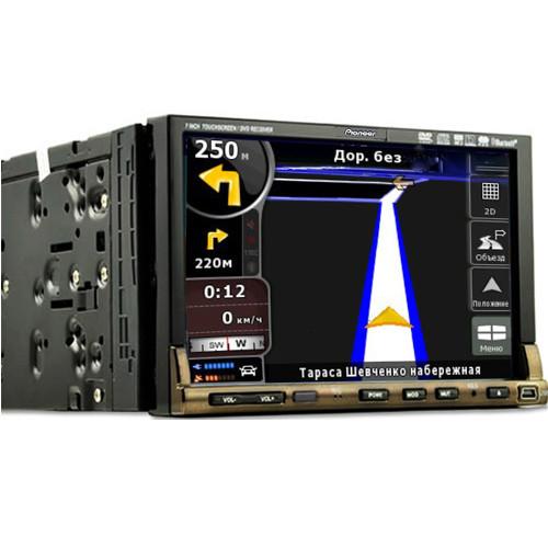 PIONEER DA-973 GPS