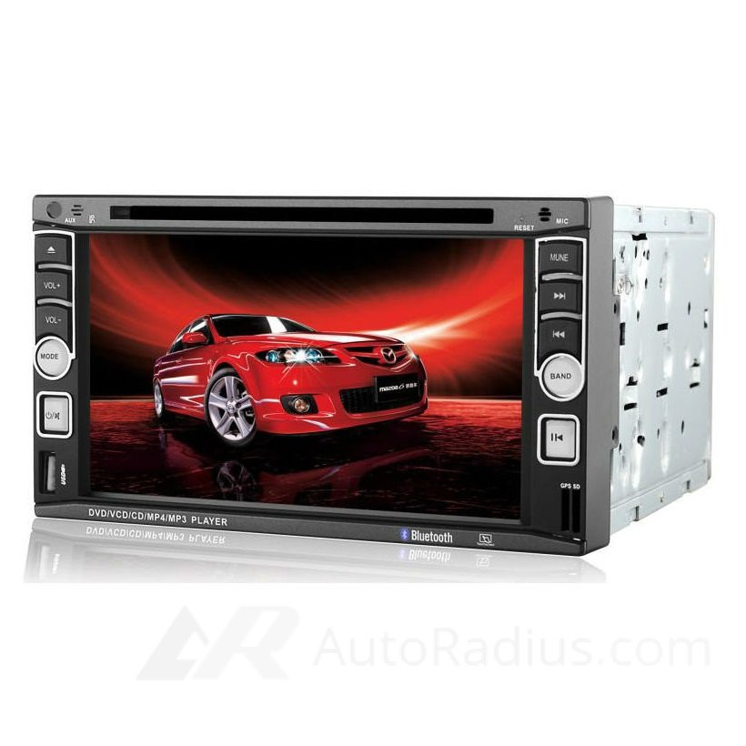 Sony DA-2626 (2din,DVD,USB,AV,TV,BT)