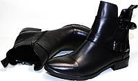Ботинки женские. Ботильоны демисезонные Jina collection - 6858