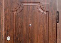 Входные двери EuroDoor 864 960R правые Дуб темный
