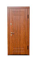 Входные двери EuroDoor 816 960R правые Дуб золотой