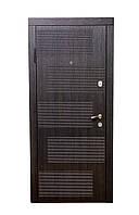 Входные двери Eurodoor 818 860L левые Коричневые