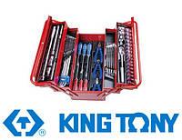 Набор инструментов  60 ед. в ящике King Tony