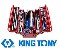 Набор инструментов в ящике 68 ед. King Tony